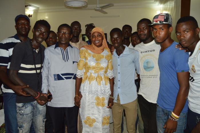 Campagne Législatives : Mary Teuw Niane offre le village de Ngalèle à Macky Sall sur un plateau d'argent.