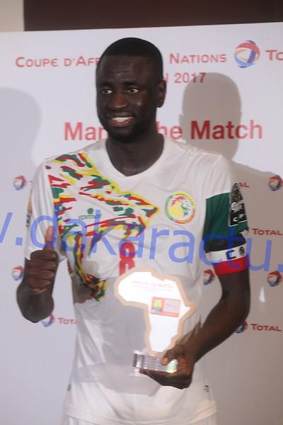 Double confrontation Sénégal / Burkina Faso : Cheikhou Kouyaté forfait