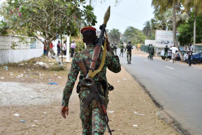 Côte d'Ivoire: attaque d'une gendarmerie à une quarantaine de km d'Abidjan