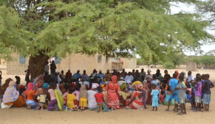 Législatives 2017 : Bango Sud au front pour soutenir Mary Teuw Niane