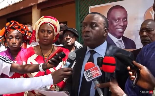 Election législative à Saint-Louis :  Le Dr Cheikh Tidiane Gadio dénonce les agissements corrigibles des responsables de la Coalition BBY