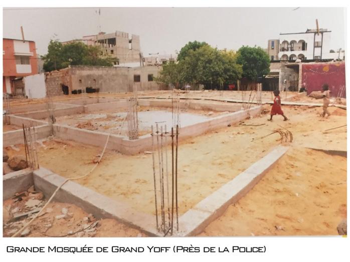 Macky réhabilite les mosquées de Dakar