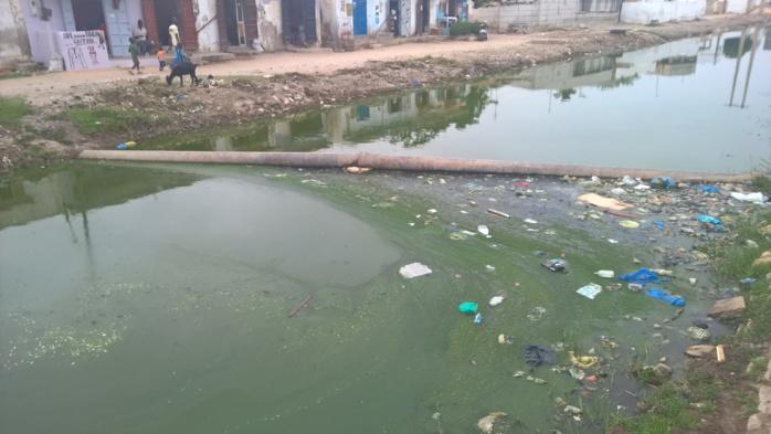 Canal de Rufisque : Les populations attendent toujours sa fermeture comme promis par le chef de l'Etat