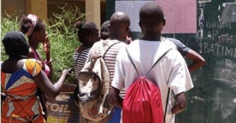 Examens du baccalauréat et du BFEM 2017, le Lycée de Ngoundiane dans le peloton de tête de la région de Thiès