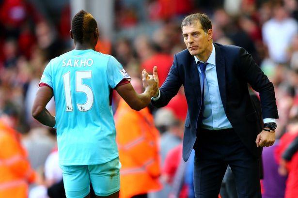 West Ham : Le président content pour Diafra Sakho