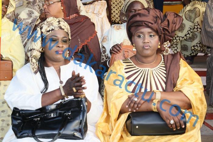 Les images du meeting de Mously Diakhaté et de Ndèye Fatou Diouf.