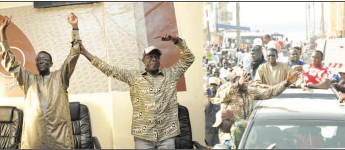 MAHAMMED BOUN ABDALLAH DIONNE :  « Amadou Ba est le maître incontesté de Dakar! »
