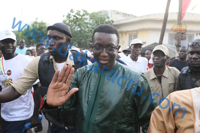 Meeting cet après-midi aux Parcelles Assainies : Une importante déclaration de Amadou Ba attendue