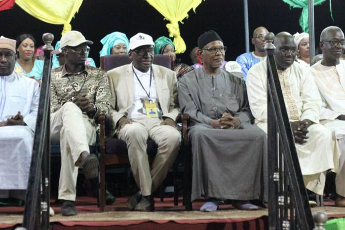 Législatives 2017/TAMBA : Mamadou KASSÉ réaffirme son soutien indéfectible à Me Sidiki KABA.