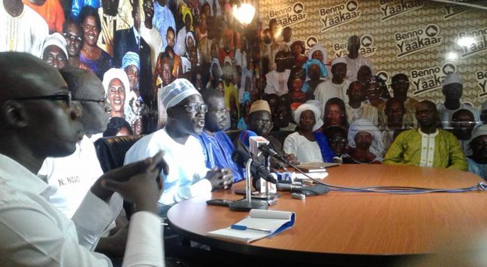 Accusations de Cheikh Guèye contre Benno : La Cellule de Communication exige l'ouverture immédiate d'une information judiciaire