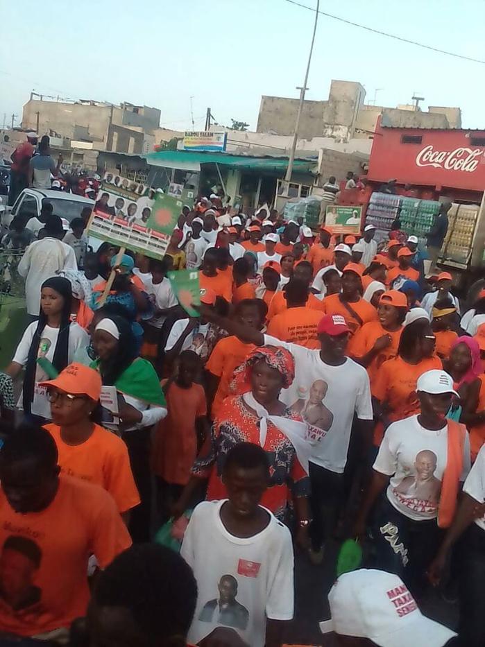 Accrochages entre la caravane de Seydou Guèye et Bamba Fall à Grand-Yoff : La mairie vandalisée