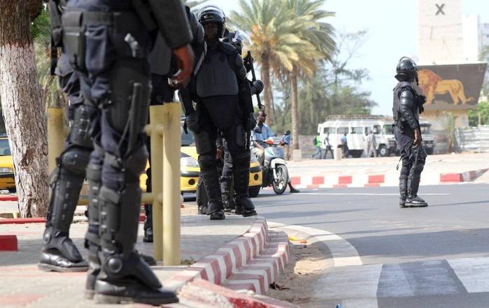 Scrutin du dimanche  : Vaste déploiement de policiers en vue