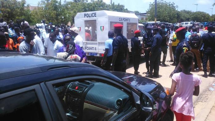 ECOLE FRANCO-ARABE DU POINT-E : Me Wade attendu par une foule nombreuse