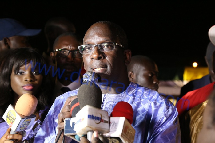 YOFF : Abdoulaye Diouf Sarr assure
