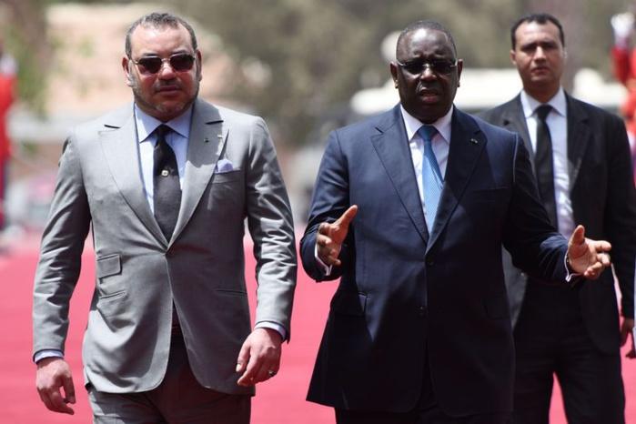 FÊTE DU TRÔNE : Macky Sall adresse un message de félicitations à SM le Roi Mohamed VI
