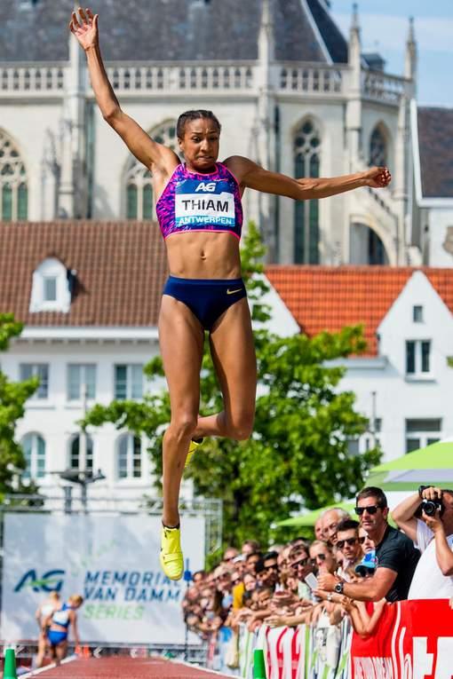championnats du monde d'athlétisme : Avec Thiam, tout est possible à Londres