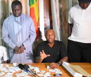 Lendemain du scrutin : Bamba Fall et Barthélemy accusent la mouvance présidentielle de vol