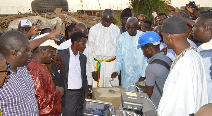 Département de Dagana : Le Dr Mame Diop, l'homme qui a déboulonné Oumar Sarr