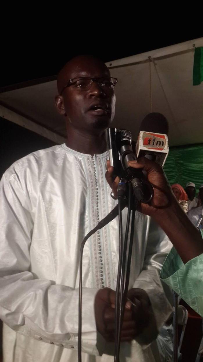 Victoire de Benno au Djoloff : Bounama Sall veut mériter le vote de ses compatriotes