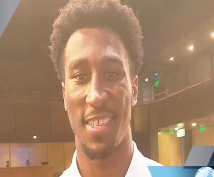 """""""NBA AFRICA GAME"""" : UN JOUEUR DE LA """"TEAM WORLD"""" RÉCLAME SON AFRICANITÉ"""