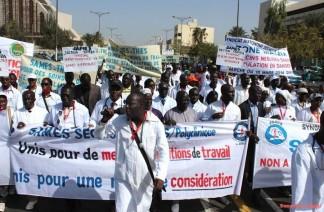 Perturbation dans la Santé : Le Sutsas en grève les 8 et 9 Août prochain