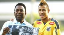 Le message de Pelé à Neymar