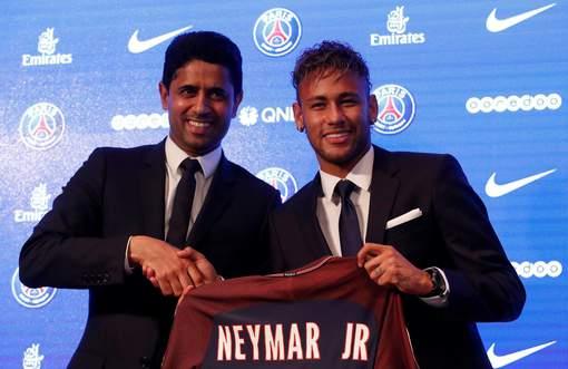 """Neymar : """"Je n'ai jamais été motivé par l'argent"""""""