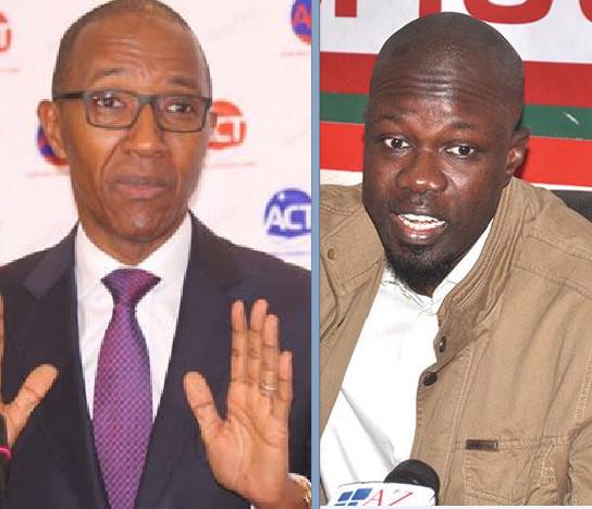 Présidentielle 2019 : Abdoul Mbaye va-t-il se ranger derrière Sonko ?