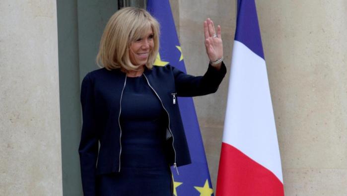 FRANCE : Une pétition contre le statut de première dame de Brigitte Macron
