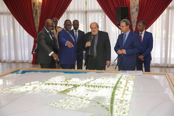 La Cité des Affaires de l'Afrique de l'Ouest prend forme