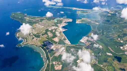 La Corée du Nord menace de frapper l'île américaine de Guam