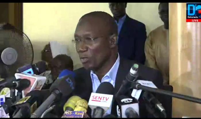 Législatives du 30 juillet : Wattu Senegaal demande l'annulation du scrutin