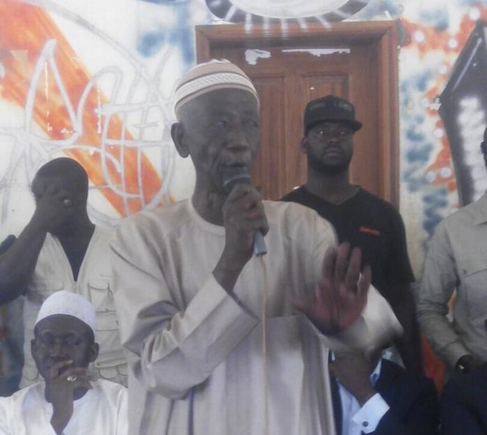 """OUSMANE GUÈYE ( Maire de Médina Sabakh) : """" Nous sommes pour un rééquilibrage des postes de responsabilité entre localités du Saloum et du Sénégal """""""