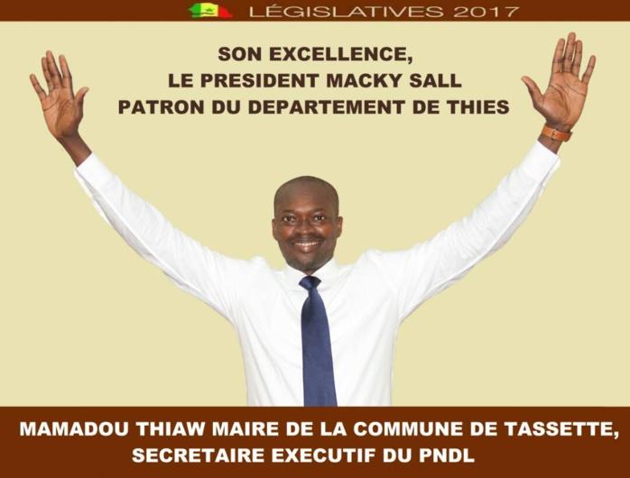 Thiès : La Victoire de Benno confirme l'effacement voire l'atomisation du mythe Idrissa Seck, selon Mamadou Thiaw