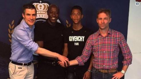 Football : Weah, Song, Fadiga, ces «fils de» qui veulent dépasser le père