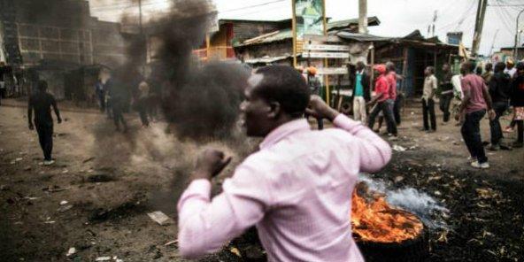 Le Kenya sous haute tension dans l'attente des résultats définitifs de la présidentielle