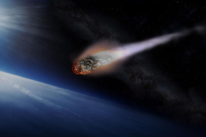 Un astéroïde va frôler la Terre (ESA)