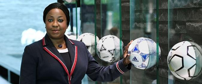 La SG de la FIFA en visite de trois jours en Guinée : Fatma Samoura attendue la semaine prochaine à Conakry