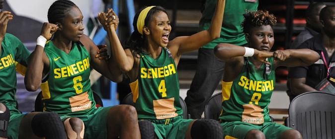 Afrobasket féminin : Les lionnes à Bamako le 15 août