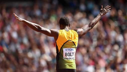 Bolt emmène le relais jamaïcain en finale