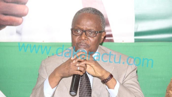 Rappel à Dieu de sa sœur : Le SG du PS Ousmane Tanor Dieng en deuil