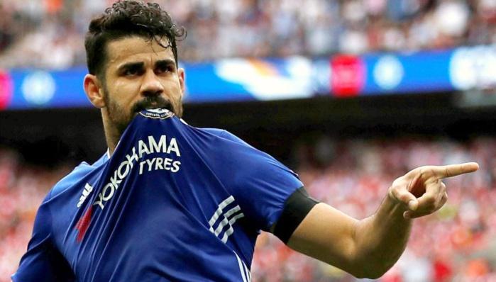 Diego Costa traîne Chelsea en justice