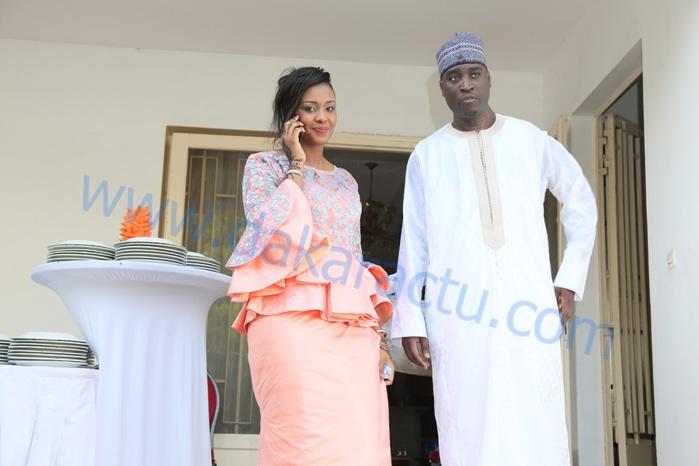 Les images du mariage de Cheikh Tidiane Niasse (fils de Moustapha Niasse) et de la fille du Colonel Tall à la résidence du khalife de la famille Omarienne, en présence des Khalifes de Médina Baye et de la famille Omarienne.