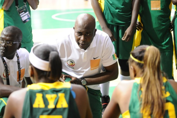 Moustapha Gaye annonce son départ après l'Afrobasket 2017