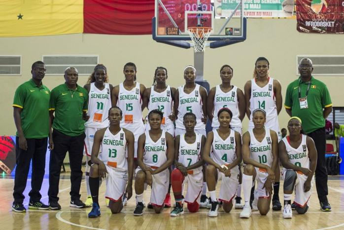 Afrobasket (filles) 2017 : Le Sénégal bat la Guinée d'entrée avec 66 points d'écart