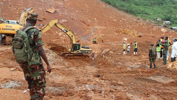 Inondations en Sierra Leone : Freetown compte ses morts et soigne les rescapés