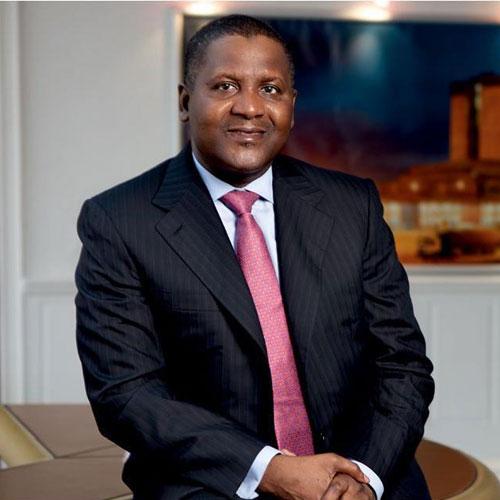 L'homme le plus riche d'Afrique veut investir 50 milliards aux Etats-Unis et en Europe