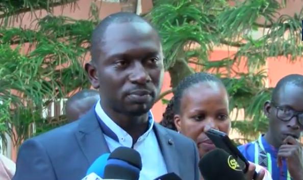 """Ousmane Iyane Thiam, président ONCAV du Renouveau : """" Quand l'autorité préfectorale autorise un camp à jouer, personne n'a le droit d'appeler ses membres au sabotage """""""