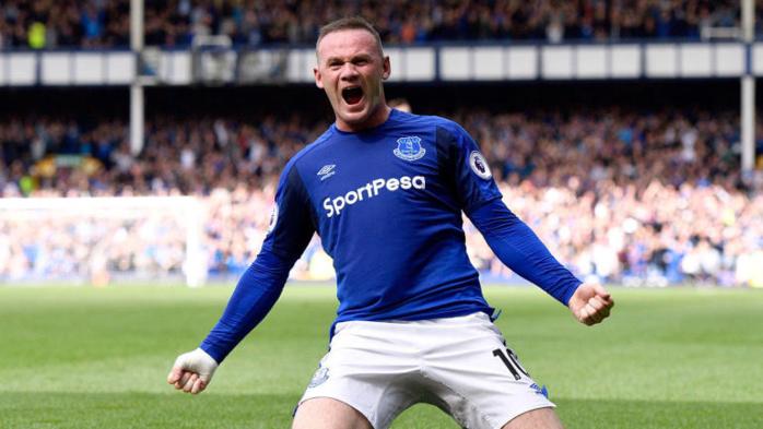 Rooney marque son 200ème but en Premier League