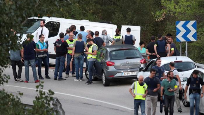 ESPAGNE : le dernier suspect des attentats de Catalogne a été abattu